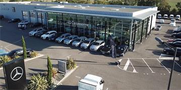 Agence Mercedes-Benz Rent à Carcassonne
