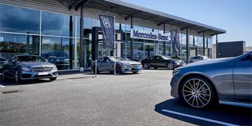 Agence Mercedes-Benz Rent à Clermont-Ferrand