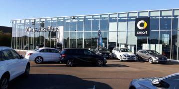 Agence Mercedes-Benz Rent à Dreux