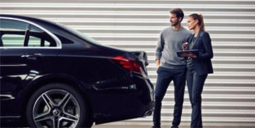 Agence Mercedes-Benz Rent à Evreux