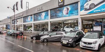 Agence Mercedes-Benz Rent à IDF Viry-Châtillon