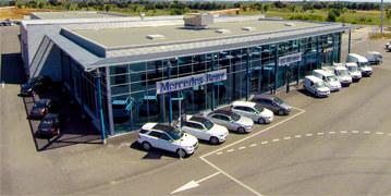 Agence Mercedes-Benz Rent à Béziers