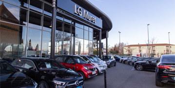 Agence Mercedes-Benz Rent à Toulouse Muret