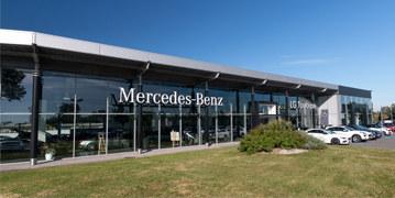 Agence Mercedes-Benz Rent à Toulouse