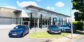 Agence Mercedes-Benz Rent à Montluçon