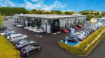 Agence Mercedes-Benz Rent à Quimper