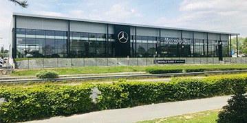 Agence Mercedes-Benz Rent à Reims