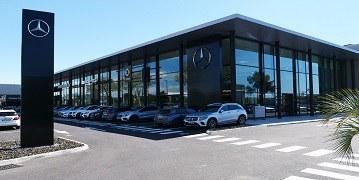 Agence Mercedes-Benz Rent à Toulon