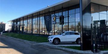 Agence Mercedes-Benz Rent à IDF Trappes